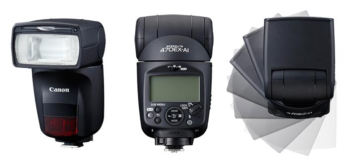 Canon 470EX-AI Flash