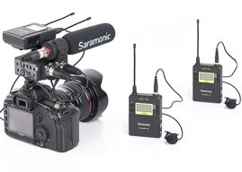 4 Saramonic Audio-for-Video Products for Your Next Shoot