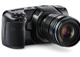 NAB News: New Blackmagic Design Pocket Cinema Camera 4K