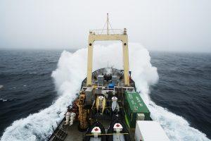 Smashing Ship - Davis Strait - Christopher Paetkau