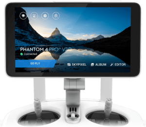 DJI Phantom 4 Pro v2 Remote Screen