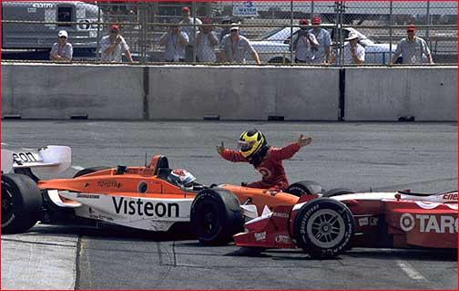 After the Crash - Molson Indy Toronto 2002