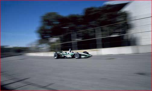 Fast and Kool - Molson Indy Toronto 2002 - Lee Carney