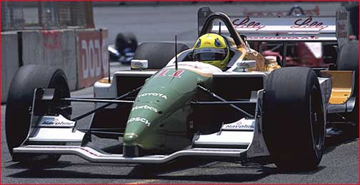 Fittipaldi Accelerates - Molson Indy Toronto 2002 - Lee Carney