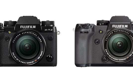 Fujifilm Releases Firmware Updates for X-H1 | X-T2 | Camera Remote App