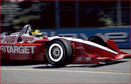 Junqueria On Target - Molson Indy Toronto 2002