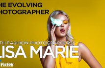 Evolving Photographer Cover