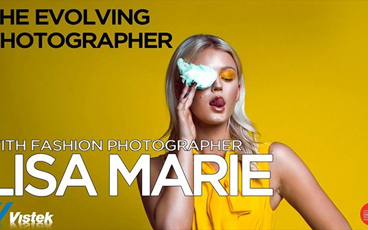 Evolving as a Photographer w/ Fashion Photog Lisa-Marie McGinn