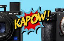 Sony RX100 Mark VI vs Sony a9