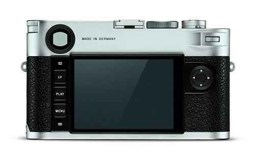 Leica M10-P silver back