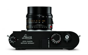 Leica M10-P Top Down View
