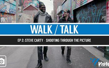 Walk Talk ep 2 - Steve Carty