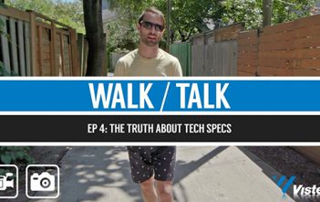 Walk talk ep 4 - Tech Specs