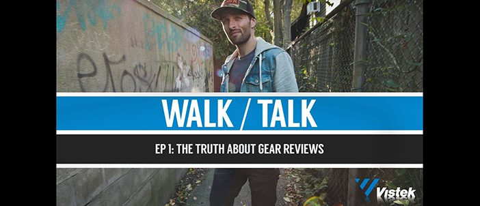 walk talk ep 1 - Gear Reviews