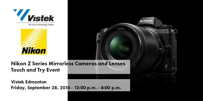Nikon Z Series Event Edmonton Blog
