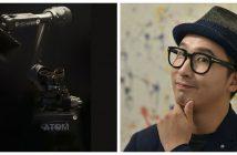 Ryan Wang and Mag-Z ATOM ProFusion Cover