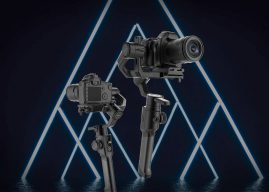 MOZA Air 2 – 3-Axis Stabilization, Heavy Payload, Handheld Gimbal