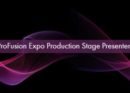 Profusion Expo: What You'll Learn on the Production Stage