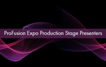 Production Stage Presenters