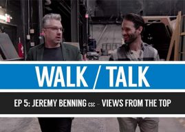 Walk/Talk Ep. 5: DoP Jeremy Benning on Filming The Expanse TV Series