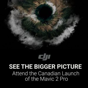 DJI Product Experience - DJI Mavic 2 Launch