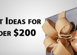 5 Photo/Video Gift Ideas: Accessories for Under $200.00