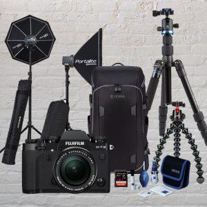 Fujifilm Prize Pack Winter Contest
