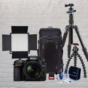 Nikon Prize Pack Winter Contest
