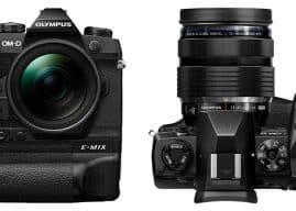 Olympus OM-D E-M1X Mirrorless Camera Powerhouse