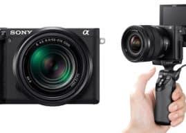 "Sony a6400: APS-C, E-Mount, Tilting Screen ""Vlogging Camera"""