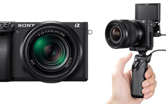 "Sony a6400: APS-C, E-Mount, Tilting Screen ""Vlogging Camera"""