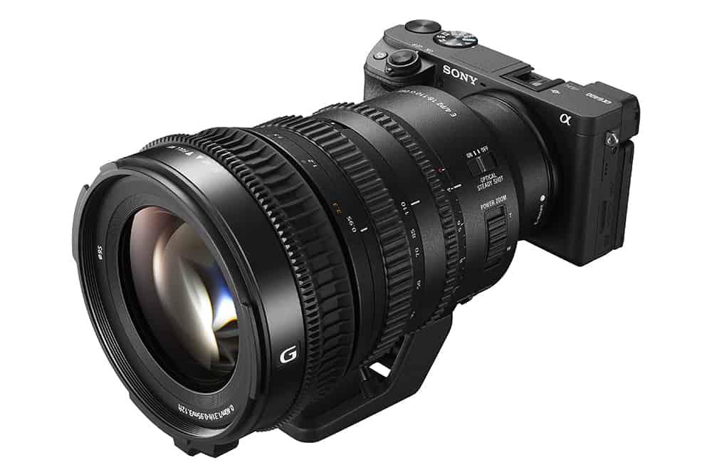 Sony a6400 w/SEL 18-110mm Lens