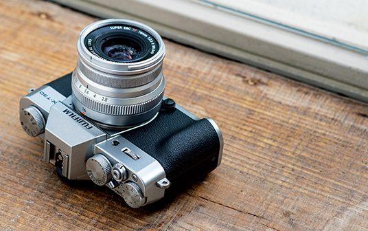 FUJIFILM X-T30 – Lightweight & Compact 4K APS-C Camera