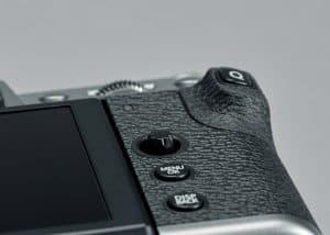 Fujifilm X-T30 Focus Lever
