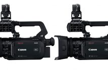 Canon XF and XA Series Camcorders