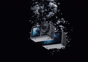 DJI Osmo Action in Water