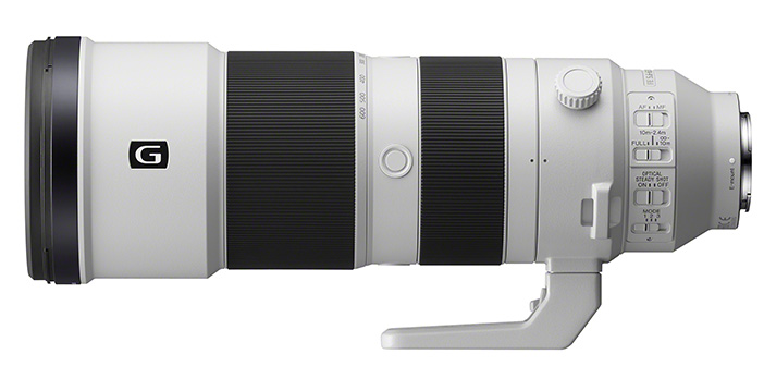 Sony FE 200-600mm Lens