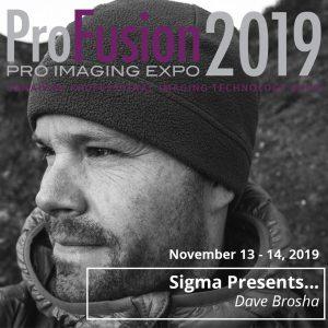 ProFusion Expo 2019 Speaker - Dave Brosha - Sigma