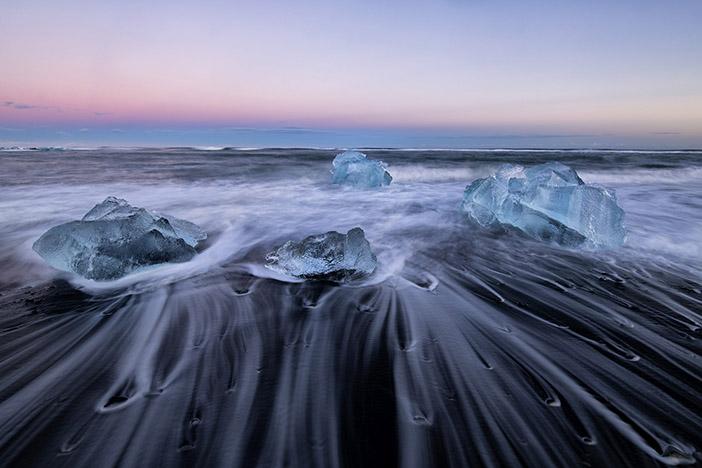Diamond Beach - Ken Hubbard