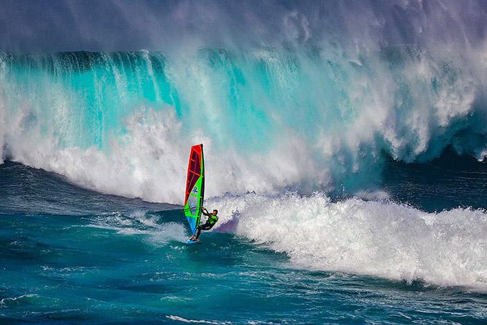 Windsurfer - Kristian Boger