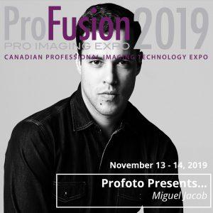 Profoto Booth Presenter - Miguel Jacob