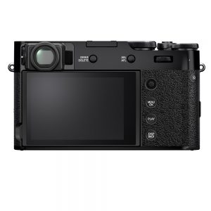 X100V Back with Tilting LCD Screen