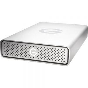 Digital Storage - G-Technology 4TB G-Drive G1 USB 3.0 Hard Drive
