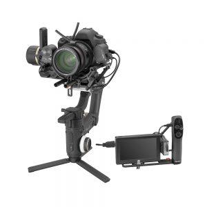 Zhiyun Crane 3S with Monitor