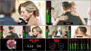 ATEM Mini Pro multiview Screen