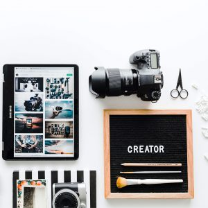 Self-Iso Project - Create an online photography portfolio