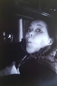 Child behind the camera - Photo of Author