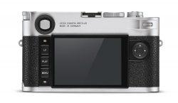 Leica M10-R Rear Control Layout