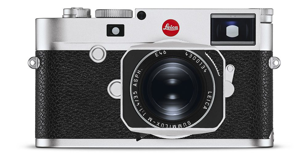 Leica M10-R with Summilux-M35 Lens and Lens Hood