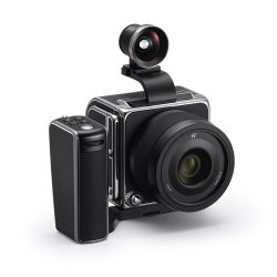 Hasselblad 907X 50C with Control Grip and Viewfinder attached
